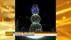 hamburg festival of lights festival of lights hamburg fairgrounds wkbw com buffalo ny