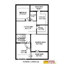 home design for 50 gaj 50 gaj house layout 15 width and 30 fit depth gharexpert com