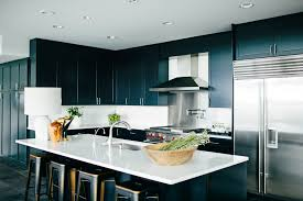 What Are Kitchen Cabinets Made Of What Are Shaker Cabinets Popsugar Home