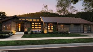 alan mascord house plans single story contemporary plan plan 1327 the mercer is a 3296