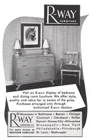 Bedroom Furniture Showrooms R Way Furniture Company Advertisement Gallery