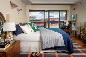 airbnb and the red sox will host a sleepover at fenway park