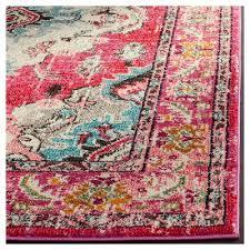 Pink Rug Target Safavieh Area Rugs Target