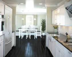 galley kitchen remodel remove wall home design ideas
