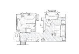 luxury hotel rooms marylebone courtyard room chiltern