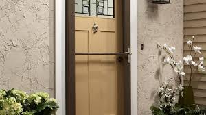 larson storm door replacement glass accommodated custom retractable screen door tags screen door