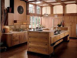 Rustic Kitchen Ideas - masterly log cabin kitchens rustic kitchen trends log cabin