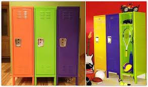 10 ideas to use lockers as kids room storage kidsomania