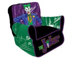 Beans For Bean Bag Chairs Joker Bean Bag Chair Batman Villain Cool Bean Bag Pinterest