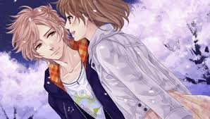 fuuto brothers conflict brothers conflict passion pink fuuto love colored sky