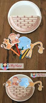 25 unique noahs ark craft ideas on preschool bible