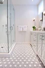 mosaic bathroom floor tile ideas epic white mosaic bathroom floor tile with additional home