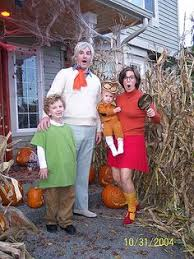Halloween Scooby Doo Costumes Coolest Family Scooby Doo Costume Scooby Doo Costumes Scooby