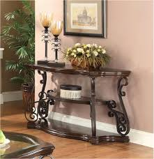 traditional console table inspirational 328 10 dark brown sofa