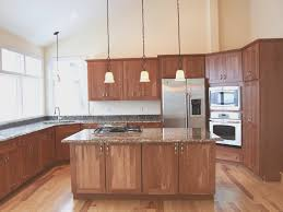 Cherry Kitchen Cabinets With Granite Countertops Kitchen Cherry Kitchen Cabinets With Granite Countertops