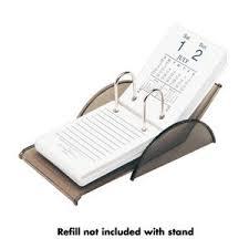 Desk Calendar With Stand Desk Calendars Officeworks