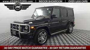 mercedes benz jeep 2014 used 2014 mercedes benz g class g 63 amg stock e2144 jidd motors