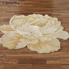 Round Rooster Rug 3 Round Rugs Roselawnlutheran
