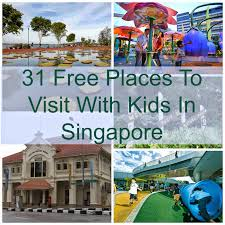 31 free places to bring your in singapore the chill
