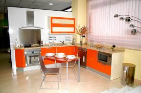 Orange Kitchens by Modern Kitchen With Oak Cabinets Paint Colours Amazing Nice Color