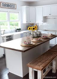 a sneak peek into my farmhouse kitchen farmhouse kitchens
