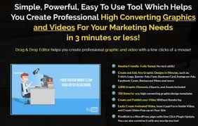 best video and graphic design software 2017 jvzoo research