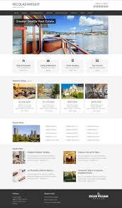 Free Real Estate Website Templates Wordpress by 62 Best Semi Custom Websites Images On Pinterest Real Estate