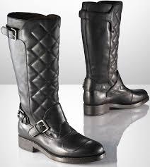 fashion motorcycle boots ralph lauren men s motorcycle boots fashionising com