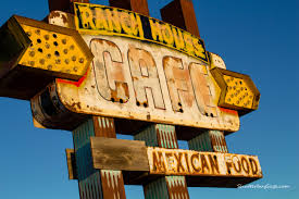ranch house ranch house cafe along route 66 in tucumcari new mexico