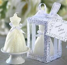 candle party favors wedding favor candle the dress scented candle party