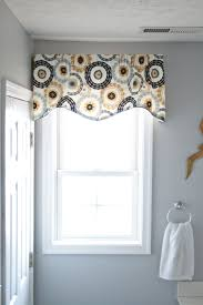 Short Window Curtains by Fascinating Window Valance Curtain 48 Window Valance With Matching