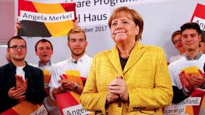 Seeking Rt Tyrannosaurus Rex Of Politics Merkel Seeking Fourth Term As