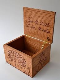 wooden baby keepsake box baby keepsake box on etsy 250 00 baby the box