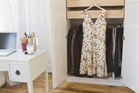 How To Design A Closet How To Make Two Levels Of Hanging Rods In A Closet Home Guides