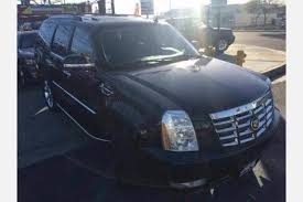 used cadillac escalade 2007 used cadillac escalade for sale in los angeles ca edmunds