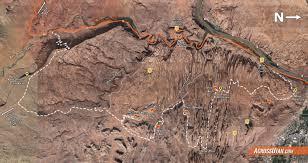 Map Of Moab Utah by Hike Guide Behind The Rocks U2013 Across Utah