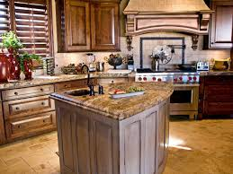 angled island kitchen design