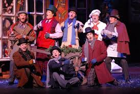 theaters gear up for holiday shows