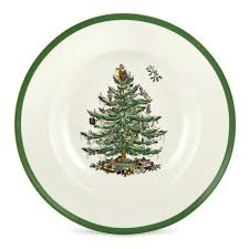 spode tree soup plate set of 4 spode uk