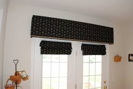 Valances For French Doors - valances and swags a stitch in time