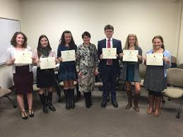 dobro slovo honor society inducts new members rhodes college