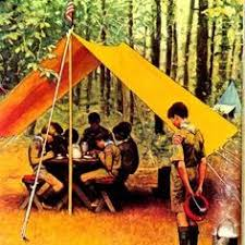 thanksgiving gratitude and scouting a poem the boy scout