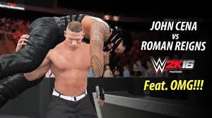 wwe 2k16 ps4 british bulldog vs x pac vs rikishi full match wwe 2k16 john cena vs roman reigns ps4 gameplay youtube