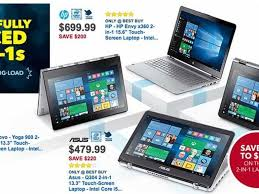best black friday deals on tabets best buy black friday ad reveals 100 windows laptop deal 125