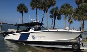 us customs border patrol boats are always on alert around
