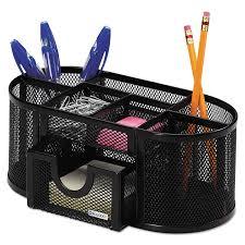 Desk Top Organizer by Mesh Pencil Cup Organizer By Rolodex Rol1746466 Ontimesupplies Com
