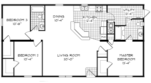 Double Wide Floor Plans With Photos Mcarthur Ohio Manufactured Homes Singlewide Doublewide Modular