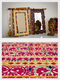 kutch work mirrors craft ideas pinterest home wells and