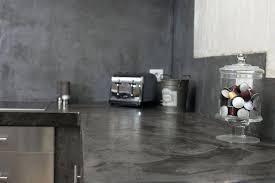 beton ciré pour plan de travail cuisine plan de travail cuisine en beton cire plan de travail en bacton