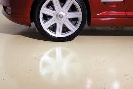 rev up your garage floor